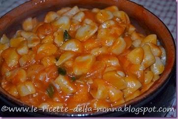 Chicche di ricotta con salsa di pomodoro e basilico (11)