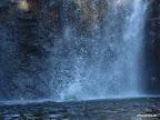 Nach dem Wasserfall