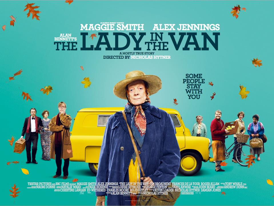 Review: The Lady in the Van (2015) | Everything Express