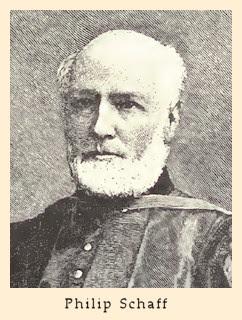 Dr. Philip Schaff