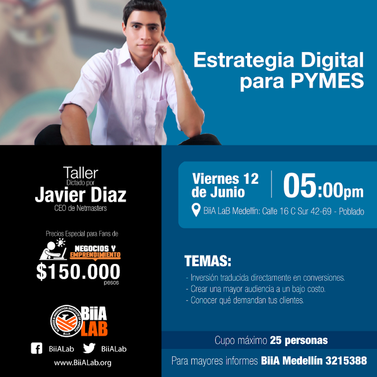 Estrategia digital y marketing online