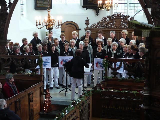 Kerstconcert 2010 Petruskerk