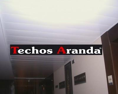Precios instaladores de techos de aluminio Madrid