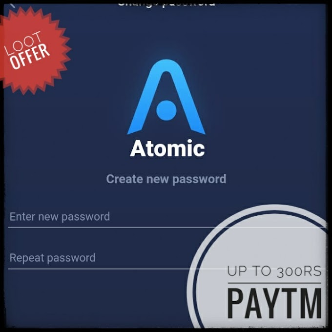 Earn Up to 300 Paytm cash at home by  Keeping one app for on month