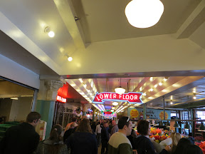 Seattle Bites Food Tour Pike Place Market
