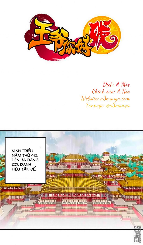 Vương Gia! Ngươi Thật Bỉ Ổi! Chap 273