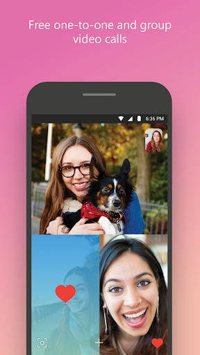 Skype - free IM & video calls 8.34.0.72 screenshots 4