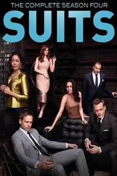 Baixar Série Suits 4ª Temporada Torrent Grátis