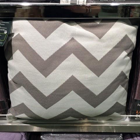 Grey-chevron-Primark-cushion