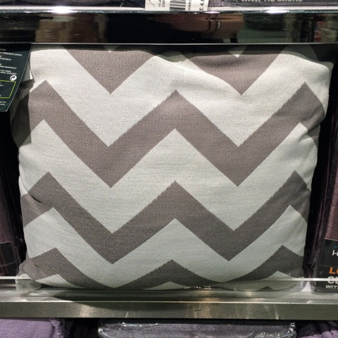 Grey-chevron-Primark-cushion