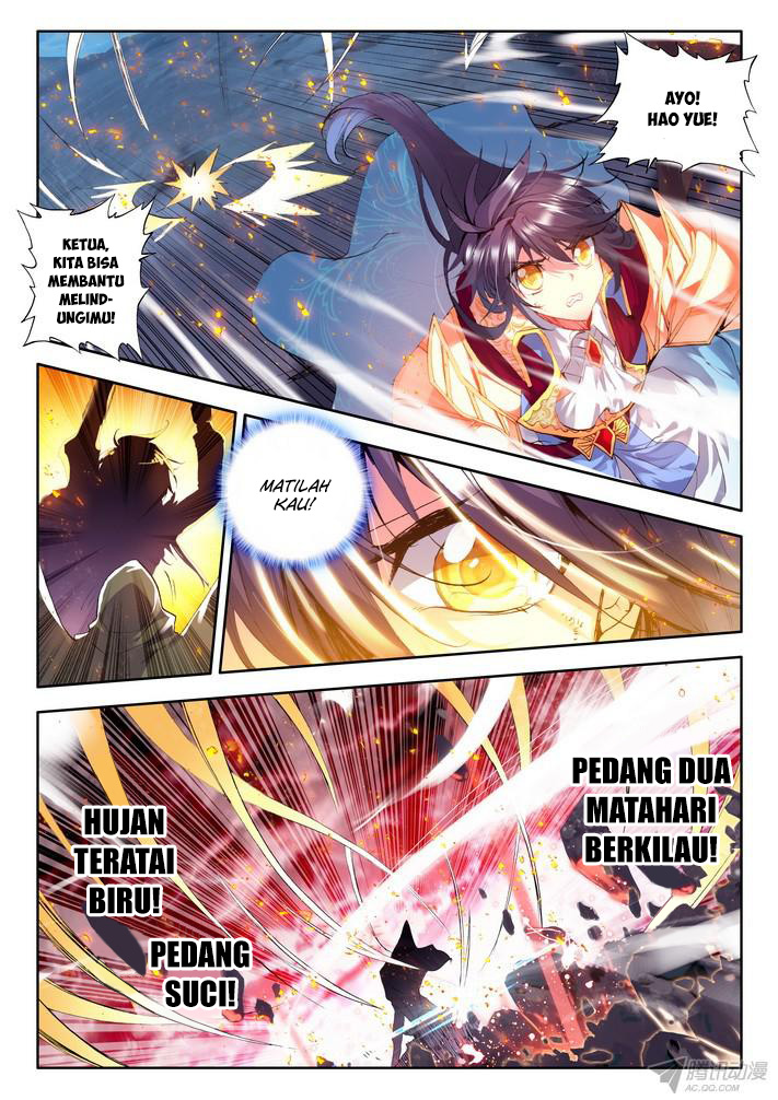 Baca Manga Shen Yin Wang Zuo Chapter 95 Komik Station