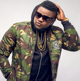Skales Neighbour Claims His Generator Doesn't Allow Them Sleep At Night