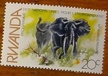 timbre Rwanda 001