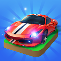 Merge Car - Idle Game icon