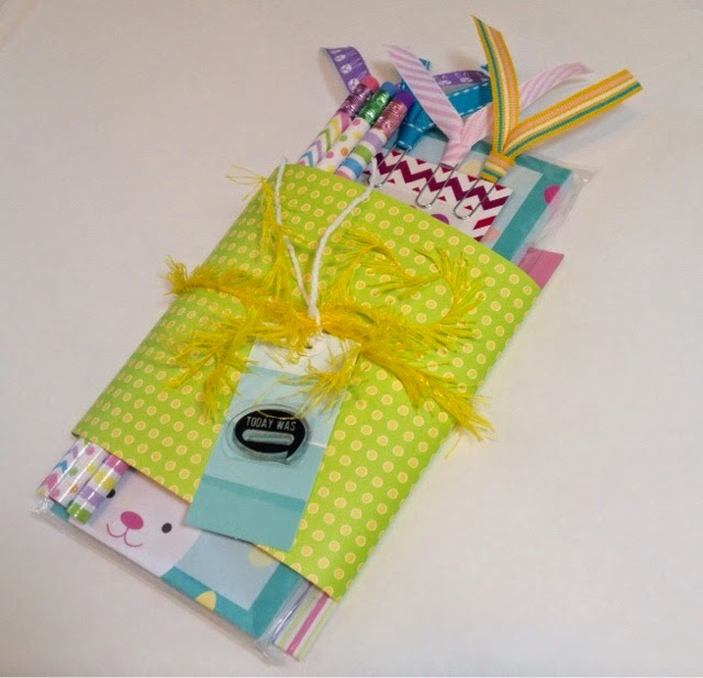 Its all in the details easter gift ideas if you are on instagram you may have run into some planner addicts im thinking they would love this easter stationery set with target dollar spot items negle Image collections