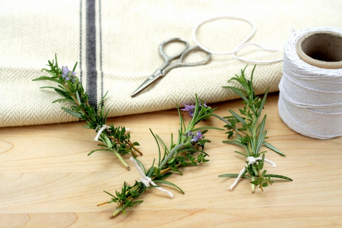 Herb Bouquet Garni via homework (7)