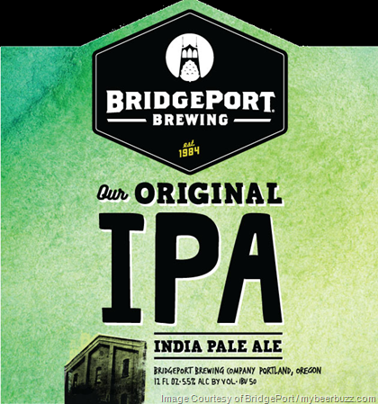 bridgeport brewing logo. here\u0027s an interesting \u201cnew\u201d beer heading to bottles from bridgeport brewing. this is our original ipa and yes it based on their (20-years ago) bridgeport brewing logo s