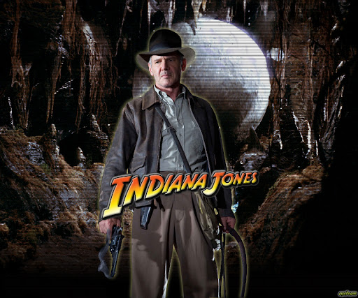 Indiana Jones #1 Android wallpaper by eyebeam