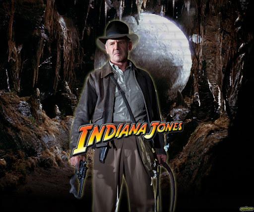 Indiana Jones #1 Android wallpaper by eyebeam