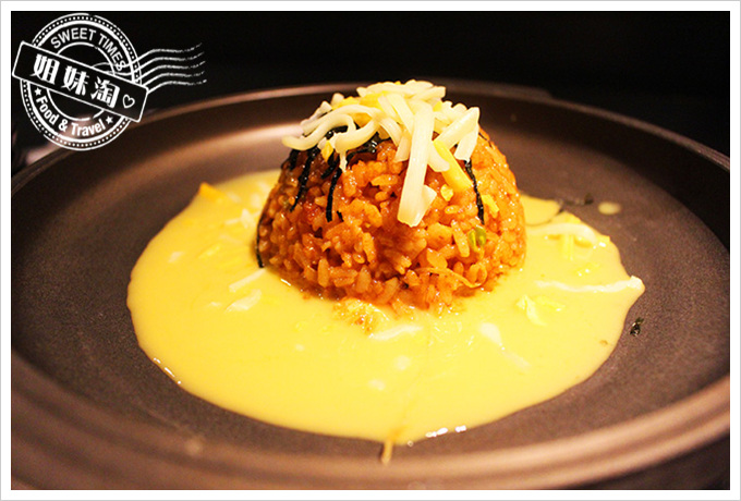 五角銀燒肉韓式起司拌飯