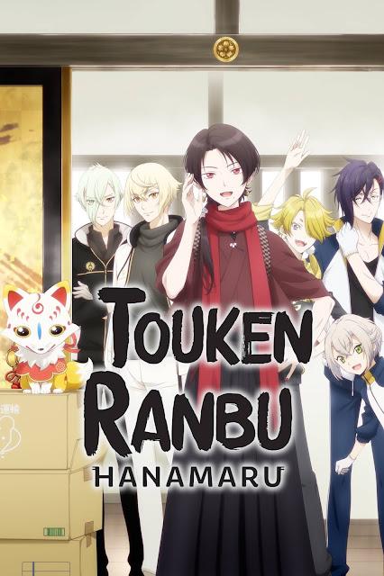 Touken Ranbu – Hanamaru 2