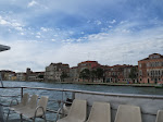This island in Venice is called Giudecca