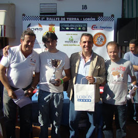 I Rally Sprint de Tierra de Lobón