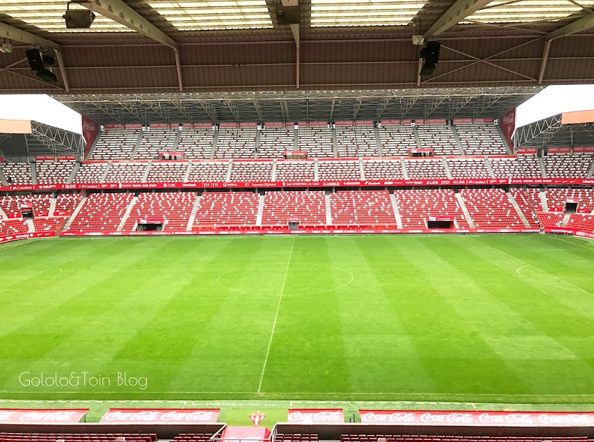 Campo de fútbol de El Molinón