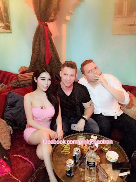 Hot girl Thân Thùy Bảo Trân