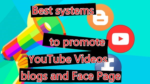 Best paid Systems to promote YouTube Channel, Sites, Blogs and Facebook Page