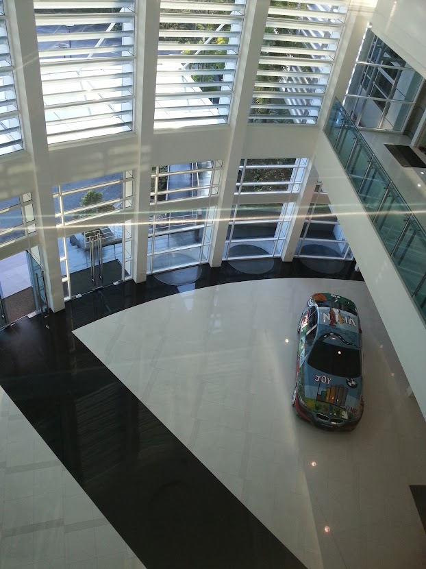 bmw office at cyberjaya