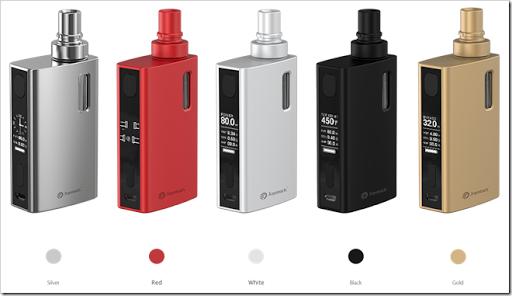 eGrip II Kit 01%25255B7%25255D.png - 【期待の新製品】オールインワングリップ方式のJoyetech eGrip II スターターキット 【時計とゲーム機能つき!】