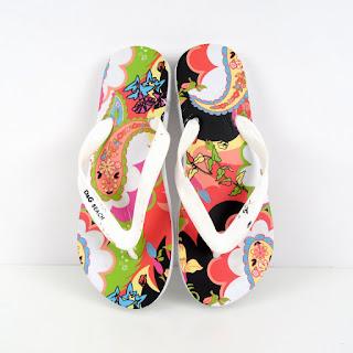 Dolce & Gabbana Beach Flip Flops