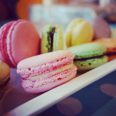 The Real Macaron Co Newbury