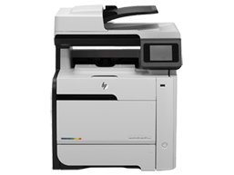 Download HP LaserJet Pro 400 Color MFP M475dw printer installer program