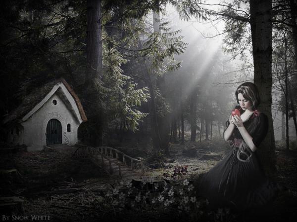 Devil Vampire Girl, Gothic