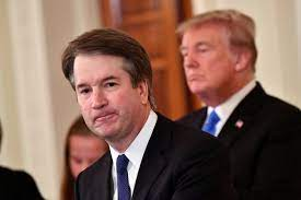 'I saved his life, where would he be without me?' - Trump slams US Supreme court Justice, Brett Kavanaugh for not supporting his electoral lawsuits