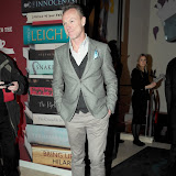 WWW.ENTSIMAGES.COM -  Gary Kemp arriving at  Costa Book of The Year Award 2012 at Quaglino's Bury Street London January 29th 2013                                                         Photo Mobis Photos/OIC 0203 174 1069