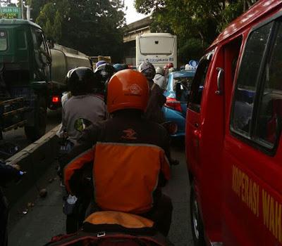 Jakarta dan Kemacetan Lalu Lintas