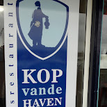 Kop van de Haven - my favorite fish restaurant in Holland in IJmuiden, Noord Holland, Netherlands
