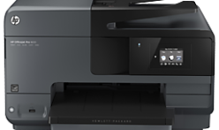How you can get HP Officejet Pro 8610 inkjet printer driver software