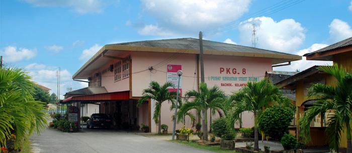 Pusat Kegiatan Guru Beris Kubor Besar