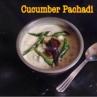 http://nilascuisine.blogspot.ae/2015/09/cucumber-pachadi-vellarikkai-pachadi.html