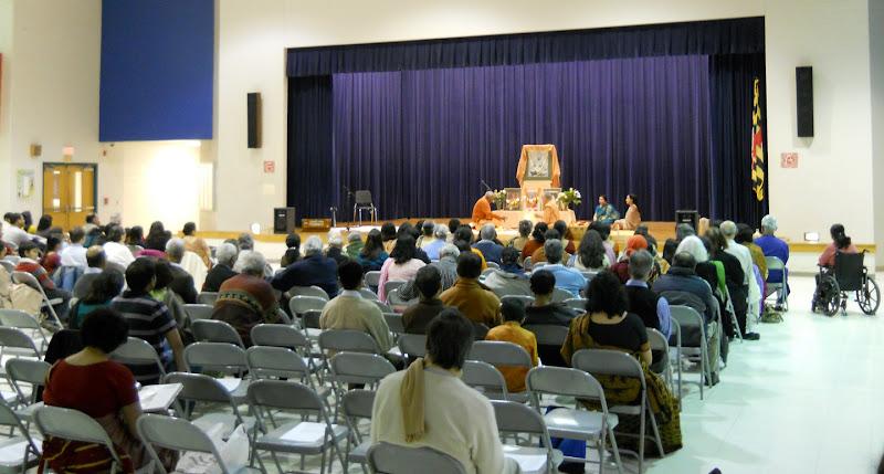 A time for meditation, prayer, reflection