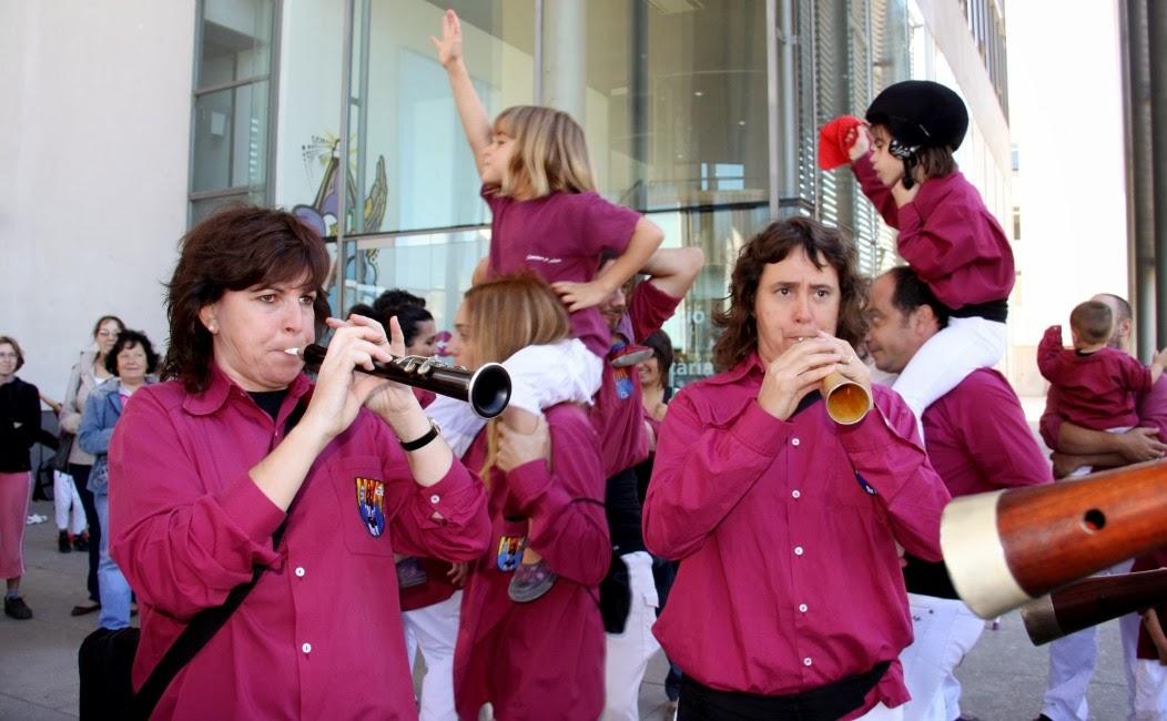 Congrés Ciència en Acció 09-10-11 - 20111009_160_grallers_Lleida_Congres_Ciencia_en_Accio.jpg