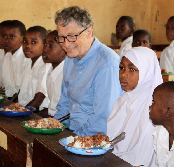 Microsoft Founder, Bill Gates Joins Instagram, See What He Posted First (Photos)