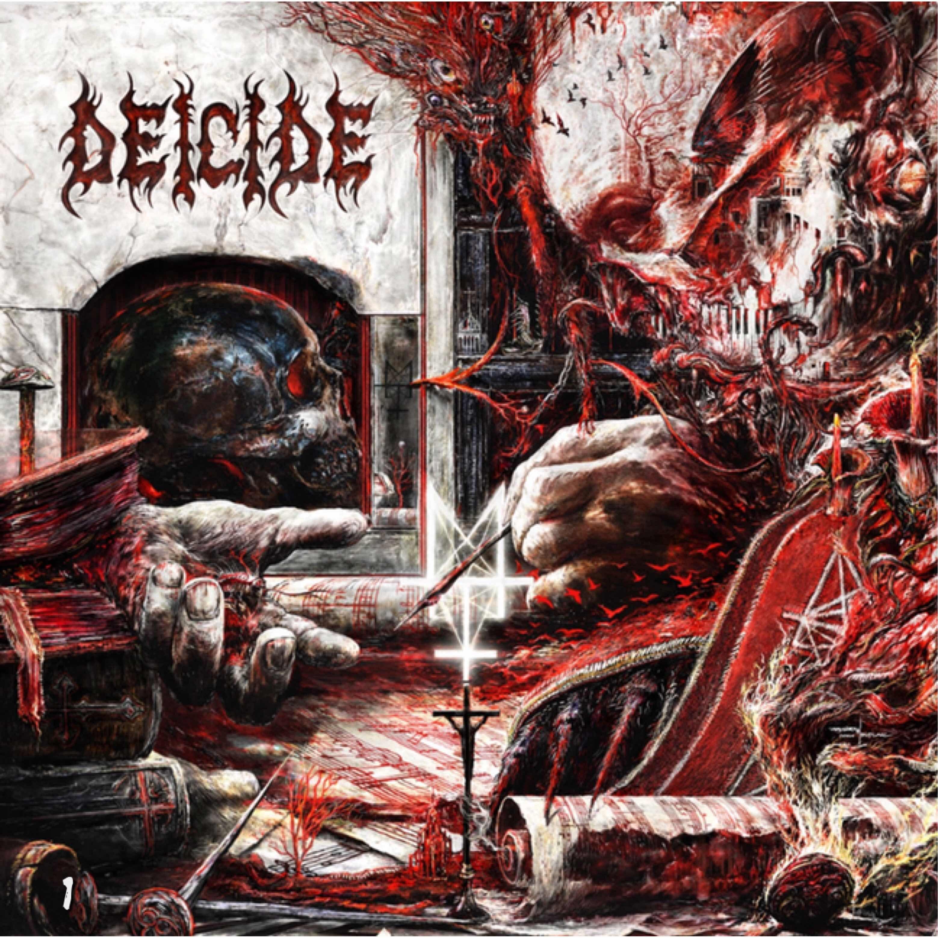 "Deicide ""Overtures Of Blasphemy"""