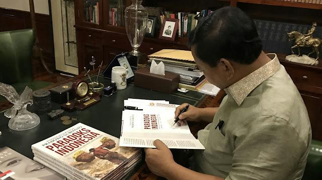Padli zon sampaikan pesan prabowo untuk rakyat indonesia