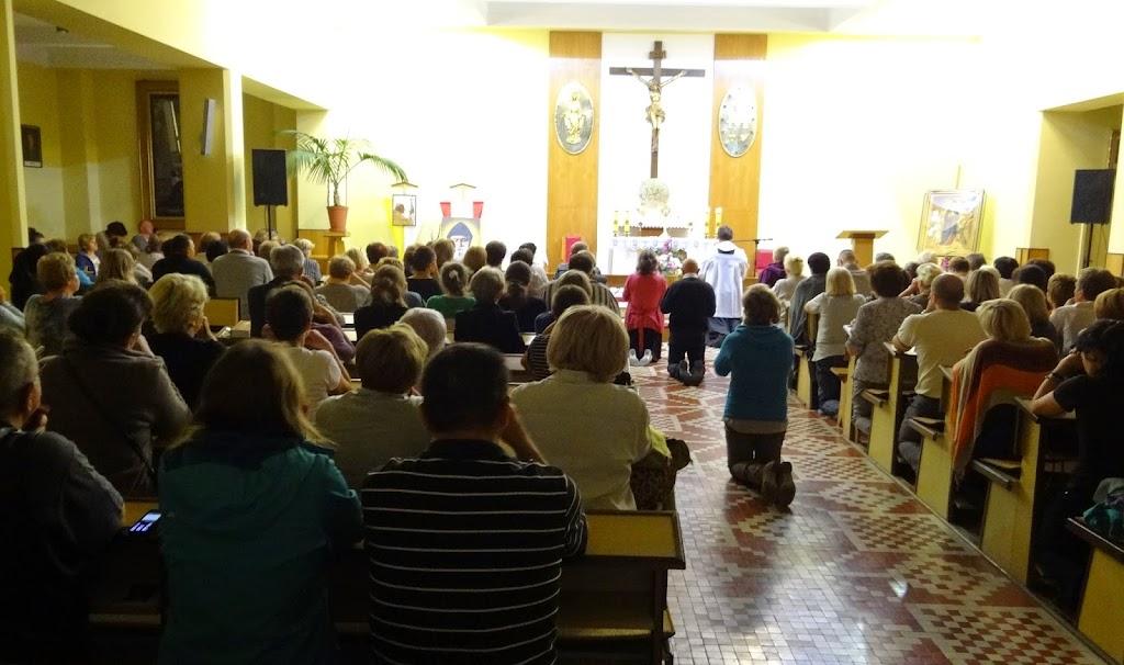 2014 Rekolekcje - Podwyższenie Krzyża Świętego w Częstochowie - DSC07373.JPG