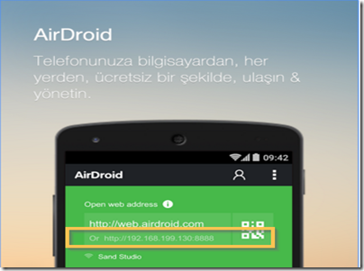 airdroid-ip-adres-bulma